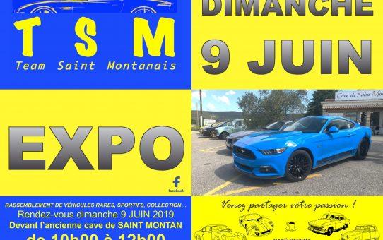 Exposition 9 juin 2019