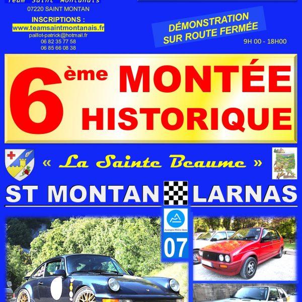 Montée Historique la Sainte Beaume